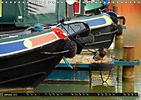 Narrowboats (Wall Calendar 2019 DIN A4 Landscape) - Produktdetailbild 1