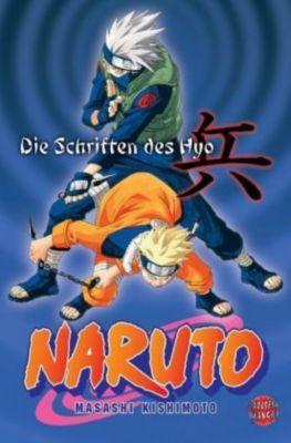 Naruto - Die Schriften des Hyo, Masashi Kishimoto