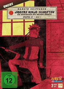 Naruto Shippuden - Die komplette Staffel 21, Box 1, N, A