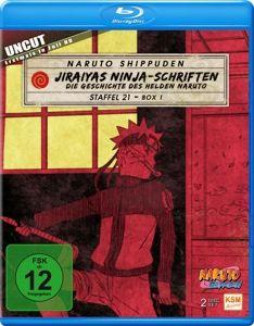 Naruto Shippuden Staffel 21.1 - Episode 652-661, N, A