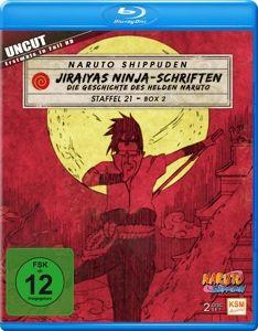 Naruto Shippuden-Staffel 21.2: Episode, N, A