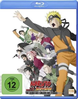 Naruto Shippuden - The Movie 3 : Die Erben des Willens des Feuers, N, A