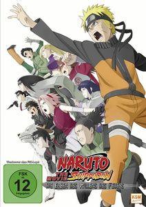 Naruto Shippuden - The Movie 3: Die Erben des Willens des Feuers, N, A