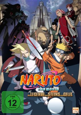 Naruto - The Movie 2: Die Legende des Steins von Gelel, N, A