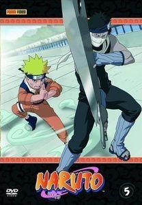 Naruto - Vol. 05, Episoden 19-22, Masashi Kishimoto