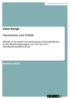 Narzissmus und Politik, Adam Balogh