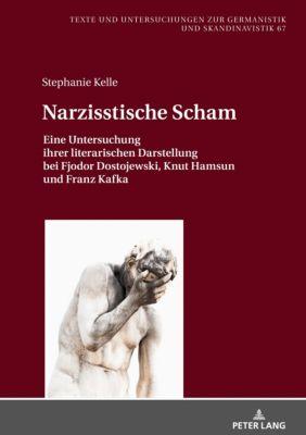 Narzisstische Scham, Stephanie Kelle