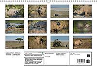 Nashörner - Afrikas seltene Dickhäuter (Wandkalender 2019 DIN A3 quer) - Produktdetailbild 13