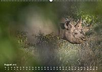 Nashörner - Afrikas seltene Dickhäuter (Wandkalender 2019 DIN A2 quer) - Produktdetailbild 8