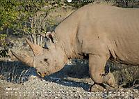 Nashörner - Afrikas seltene Dickhäuter (Wandkalender 2019 DIN A2 quer) - Produktdetailbild 4