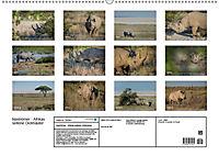 Nashörner - Afrikas seltene Dickhäuter (Wandkalender 2019 DIN A2 quer) - Produktdetailbild 13