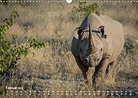 Nashörner - Afrikas seltene Dickhäuter (Wandkalender 2019 DIN A3 quer) - Produktdetailbild 2