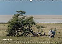 Nashörner - Afrikas seltene Dickhäuter (Wandkalender 2019 DIN A3 quer) - Produktdetailbild 11