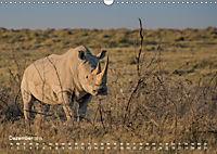 Nashörner - Afrikas seltene Dickhäuter (Wandkalender 2019 DIN A3 quer) - Produktdetailbild 12