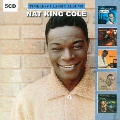 Nat King Cole, 5 CDs, Nat King Cole