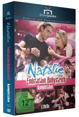 Natalie: Endstation Babystrich - Komplettbox, Christina Christoff, Marius Del Mestre, Charlott Grunert, Manfred Grunert, Martin Kluger, Dagmar Damek, Manfred Birkel, Walter Steffen
