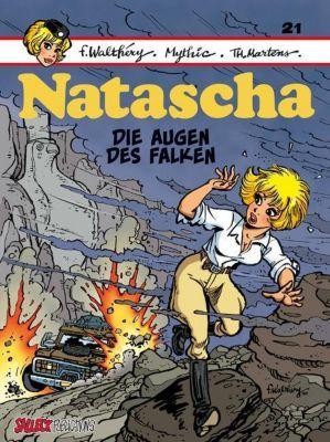 Natascha - Die Augen des Falken, Mythic, Thierri Martens