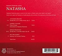 Natasha-Klavierwerke - Produktdetailbild 1