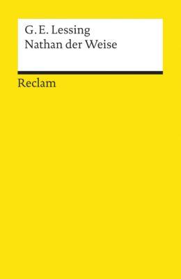 Nathan der Weise, Gotthold Ephraim Lessing