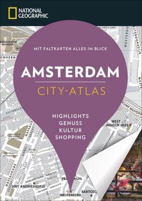 NATIONAL GEOGRAPHIC City-Atlas Amsterdam -  pdf epub