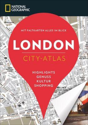 NATIONAL GEOGRAPHIC City-Atlas London -  pdf epub