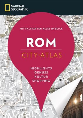 NATIONAL GEOGRAPHIC City-Atlas Rom -  pdf epub