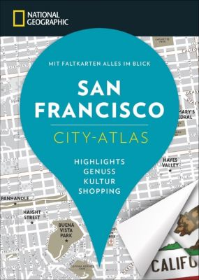 National Geographic City Atlas San Francisco, Assia Rabinowitz