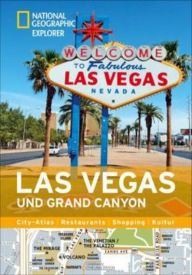 National Geographic Explorer Las Vegas und Grand Canyon, Steve Friess