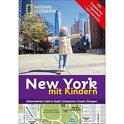 national geographic familien reisef hrer new york mit. Black Bedroom Furniture Sets. Home Design Ideas