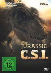 National Geographic - Jurassic C.S.I., Vol. 1, National Geographic