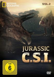 National Geographic - Jurassic C.S.I., Vol. 2