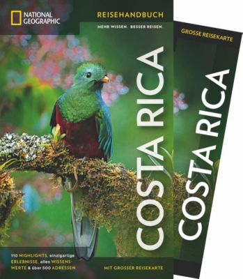 NATIONAL GEOGRAPHIC Reisehandbuch Costa Rica - Christopher P. Baker |