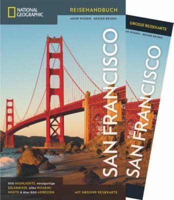 NATIONAL GEOGRAPHIC Reisehandbuch San Francisco