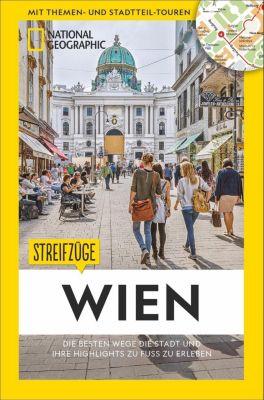 National Geographic Streifzüge Wien - Heide Marie Karin Geiss |