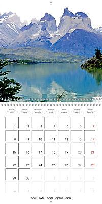 National Parks - Natural wonders of the worldder Natur (Wall Calendar 2019 300 × 300 mm Square) - Produktdetailbild 4