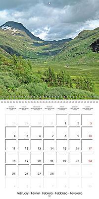National Parks - Natural wonders of the worldder Natur (Wall Calendar 2019 300 × 300 mm Square) - Produktdetailbild 2