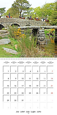 National Parks - Natural wonders of the worldder Natur (Wall Calendar 2019 300 × 300 mm Square) - Produktdetailbild 7