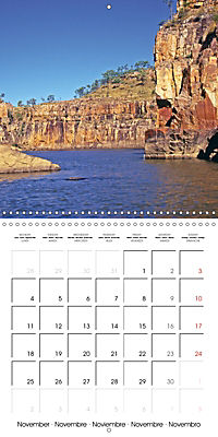 National Parks - Natural wonders of the worldder Natur (Wall Calendar 2019 300 × 300 mm Square) - Produktdetailbild 11