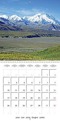 National Parks - Natural wonders of the worldder Natur (Wall Calendar 2019 300 × 300 mm Square) - Produktdetailbild 6