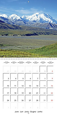 National Parks - Natural wonders of the worldder Natur (Wall Calendar 2019 300 × 300 mm Square) - Produktdetailbild 6