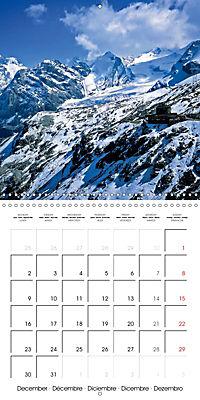 National Parks - Natural wonders of the worldder Natur (Wall Calendar 2019 300 × 300 mm Square) - Produktdetailbild 12