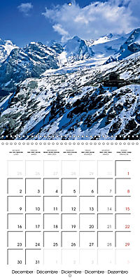 National Parks - Natural wonders of the worldder Natur (Wall Calendar 2019 300 × 300 mm Square) - Produktdetailbild 12