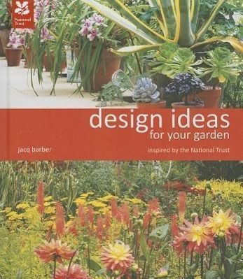 National Trust Design Ideas For Your Garden Buch Portofrei