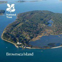 National Trust Guidebooks: Brownsea Island, Clare Gogerty