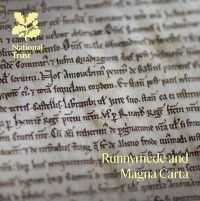 National Trust Guidebooks: Runnymede and Magna Carta, Ben Cowell