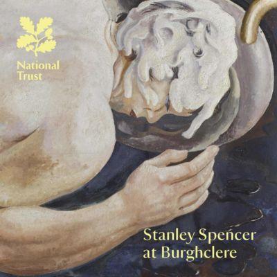 National Trust Guidebooks: Stanley Spencer at Burghclere, Amanda Bradley