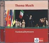 Nationalhymnen, 2 Audio-CDs