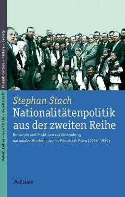 Nationalitätenpolitik aus der zweiten Reihe, Stephan Stach