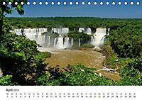 Nationalpark Iguaçu Brasilien (Tischkalender 2019 DIN A5 quer) - Produktdetailbild 4