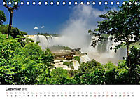 Nationalpark Iguaçu Brasilien (Tischkalender 2019 DIN A5 quer) - Produktdetailbild 12